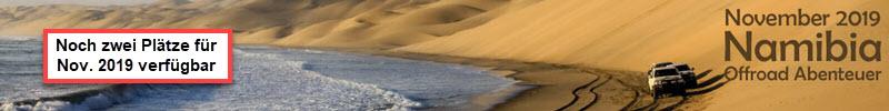 Namibia Offroad Abenteuer