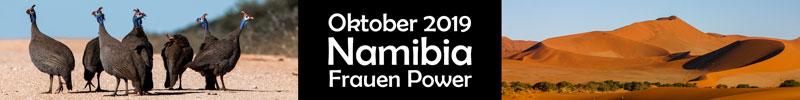Namibia Frauen Power