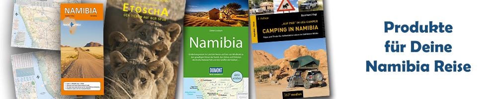 Produkte Namibia Tracks4Africa