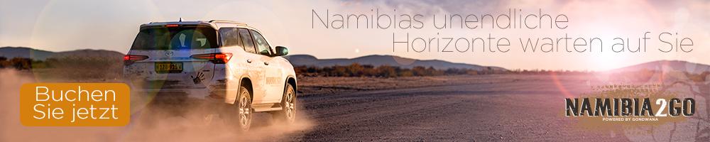Gondwana Namibia2go