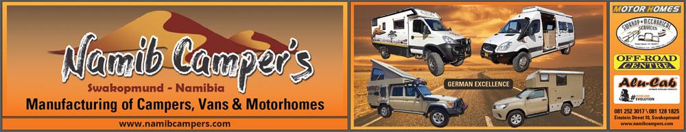 Namib Campers
